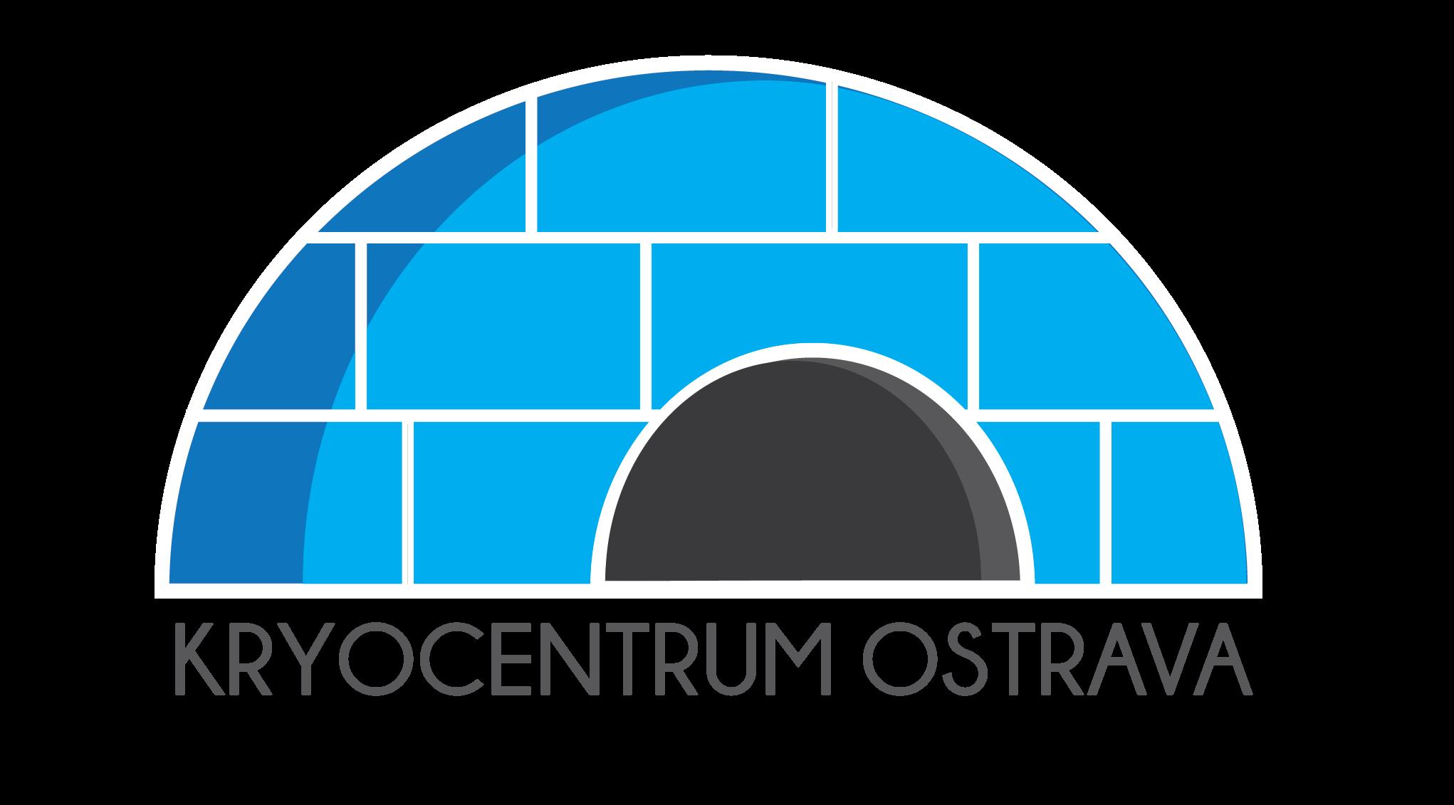Kryocentrum ostrava logo